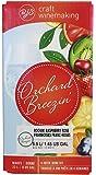 Orchard Breezin' Rockin Raspberry Rose White Zinfandel Wine Kit by RJS