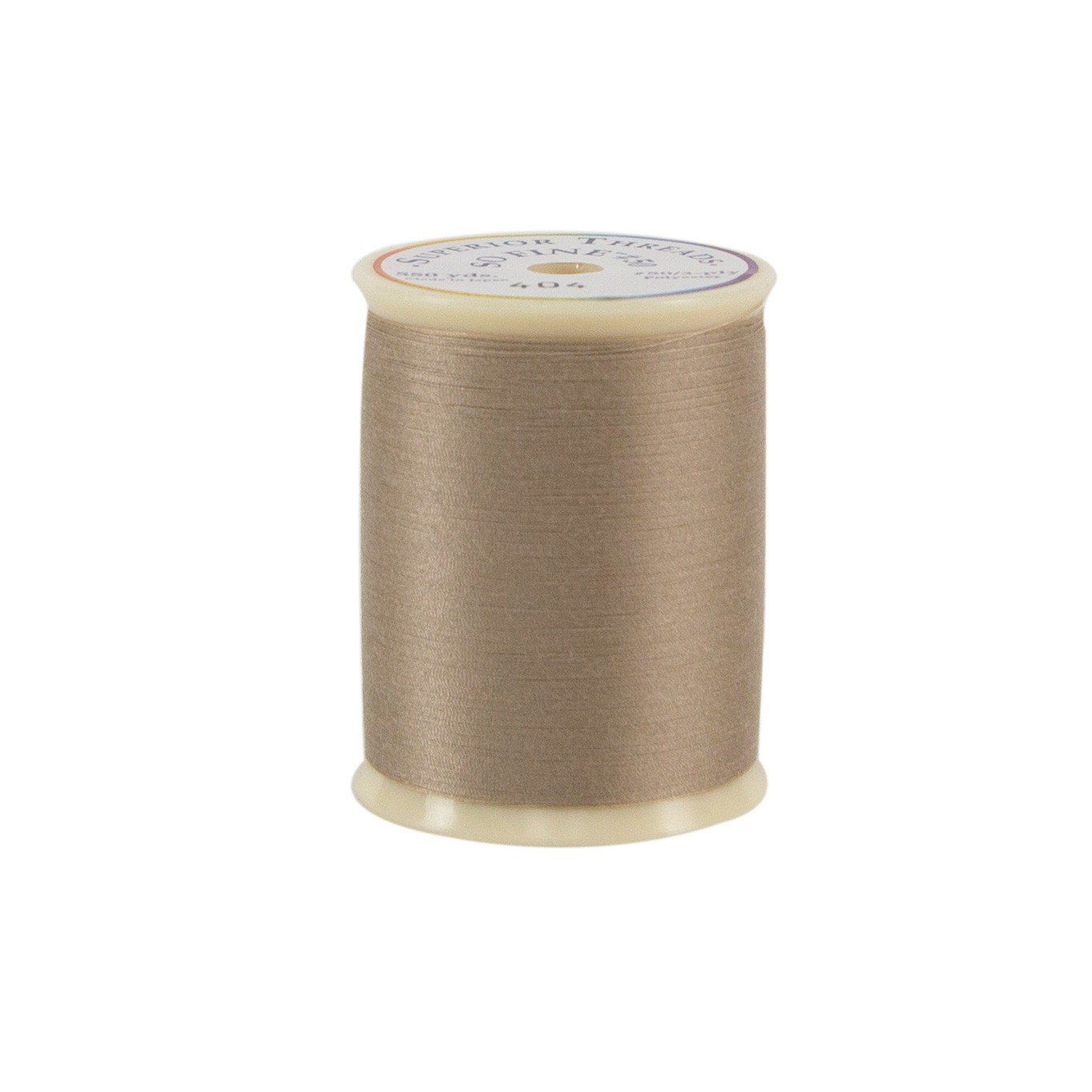 Superior Threads 11601A-437 So Fine Teal 3-Ply 50W Polyester Thread 550 yd