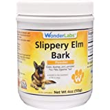 Wonder Labs Slippery Elm Bark Powder, Supports and Promotes a Healthier Digestive Tract for Your Pet