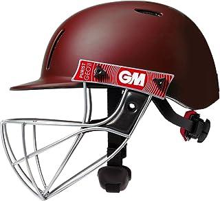 Onlyglobal 2018Gunn et Moore Purist Geo II Casque de Cricket avec Grille de Cuisson en Acier