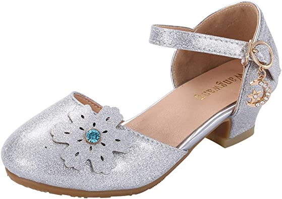 Toddler Snowflake Kids Dress Shoes