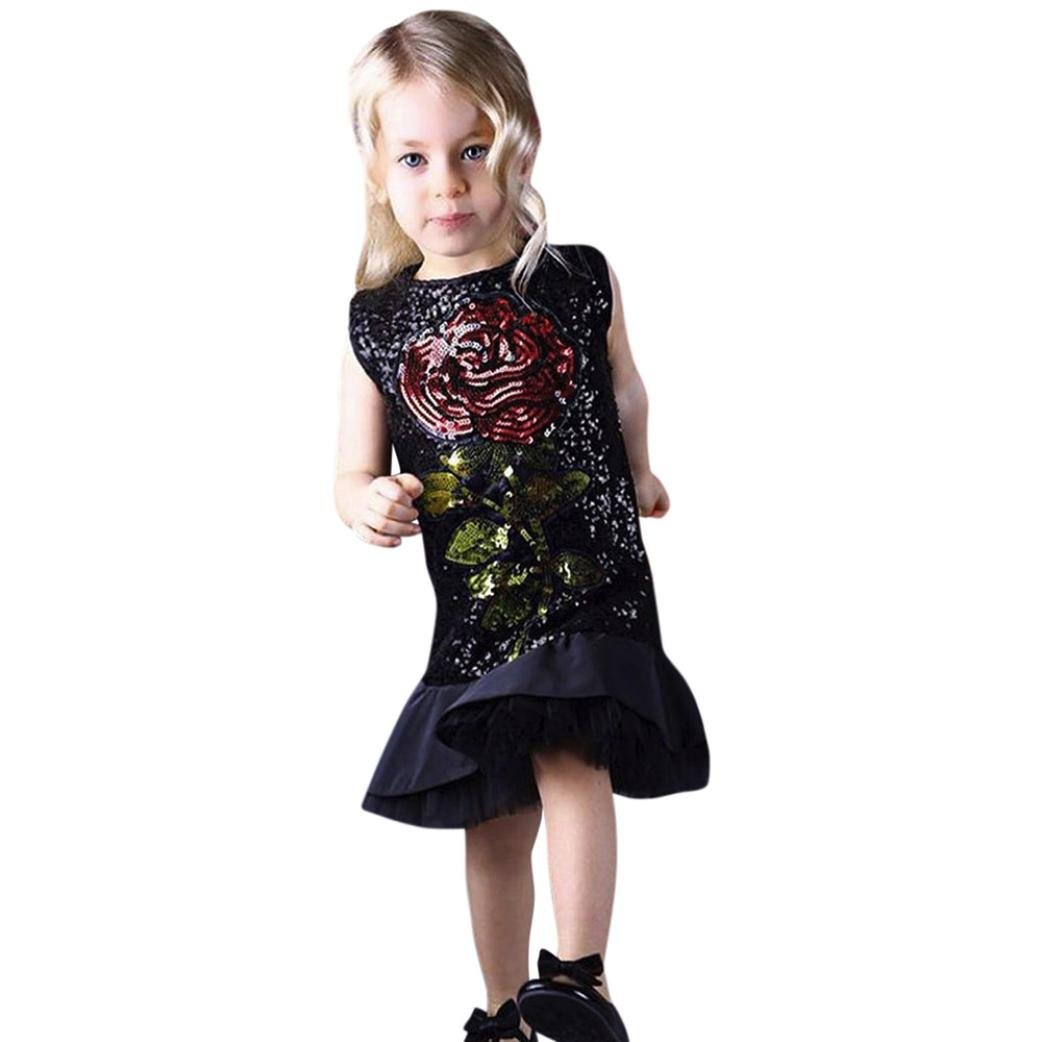 2713252f71 Amazon.com  Sagton® Baby Girl Dresses