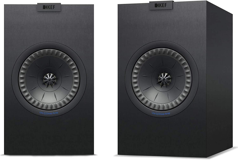 KEF Q150B Q150 Bookshelf Stereo System- Best Bookshelf Speakers Under 1000