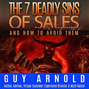 The 7 Deadly Sins of Sales Audiobook