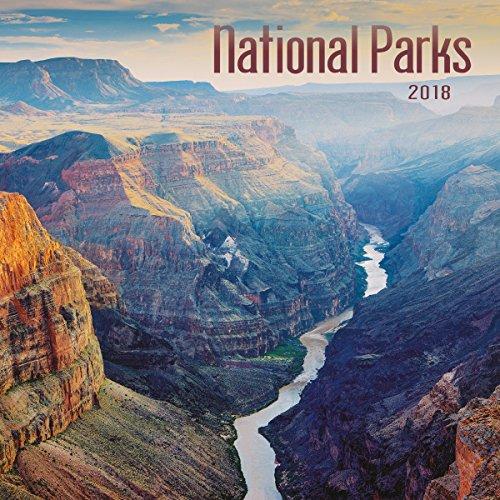 Park Calendar (Turner Licensing National Parks Office Wall Calendar (18998940037))