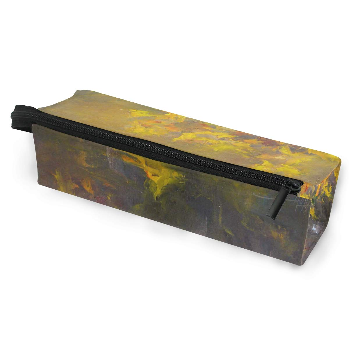 Glasses Case Sunrise And Sunset Love Bird Portable Soft Sunglasses Pen Bag Protective Box
