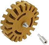 DocaDisc Decal Removal Eraser Wheel Tool Kit - 4