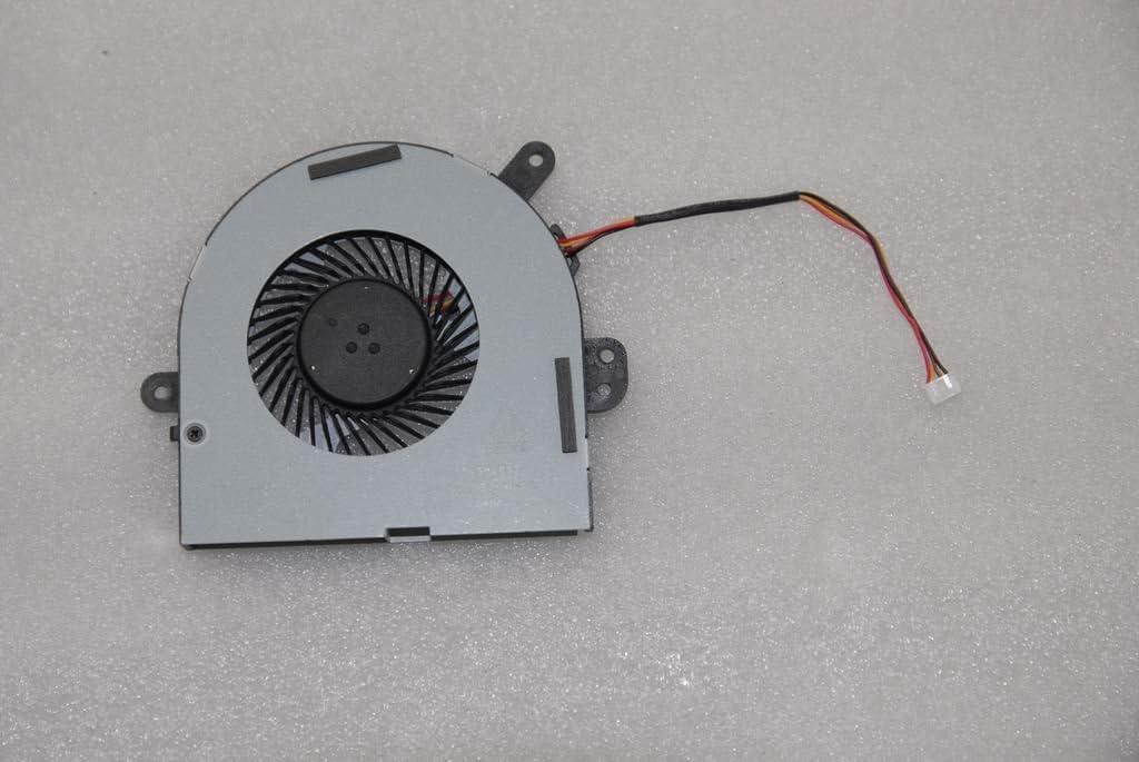 Nodalin Laptop CPU Heatsink Cooling Fans for Lenovo S410 DC28000BZA0