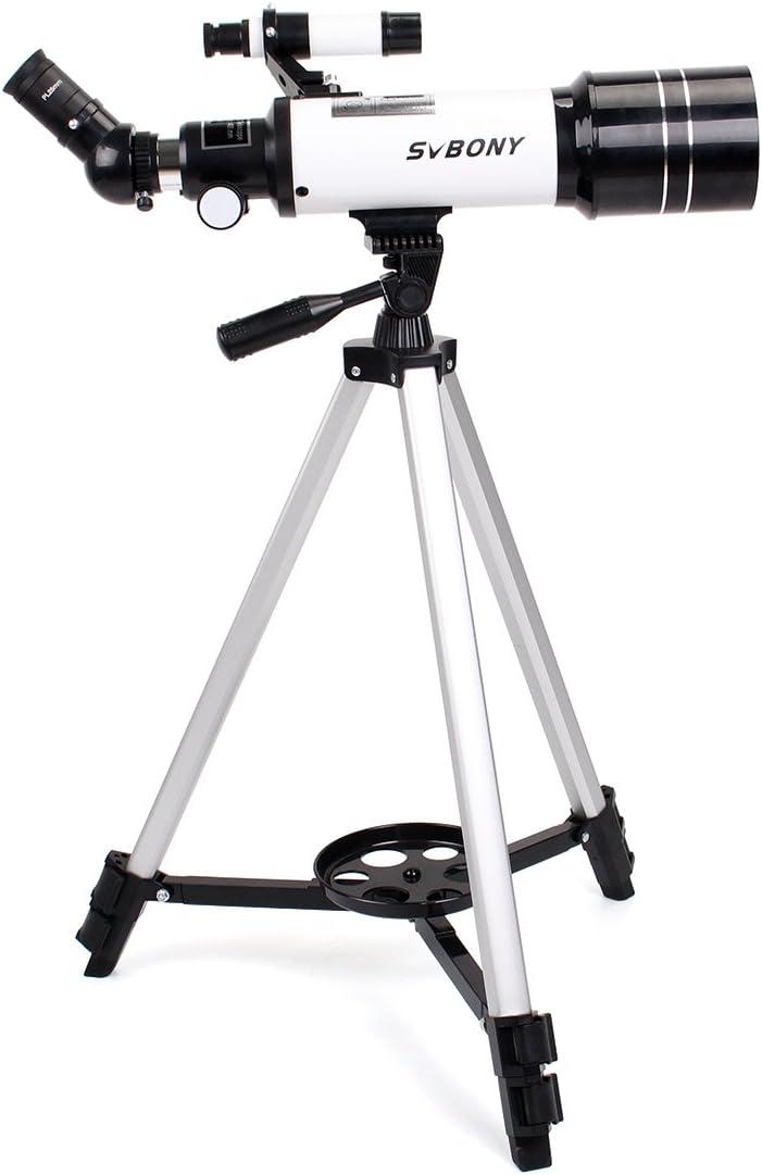 Svbony Sv35 Astronomisches Teleskop 70 Kamera