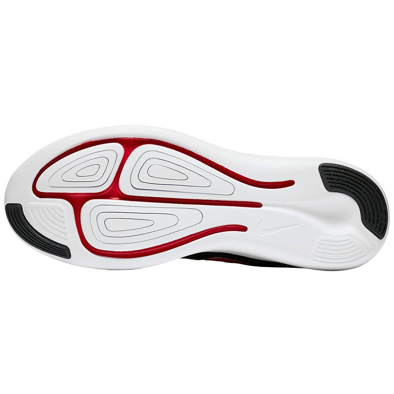 Nike Lunar Apparent Mens Running Shoes Svart Vit Röd Anthracit Shoes