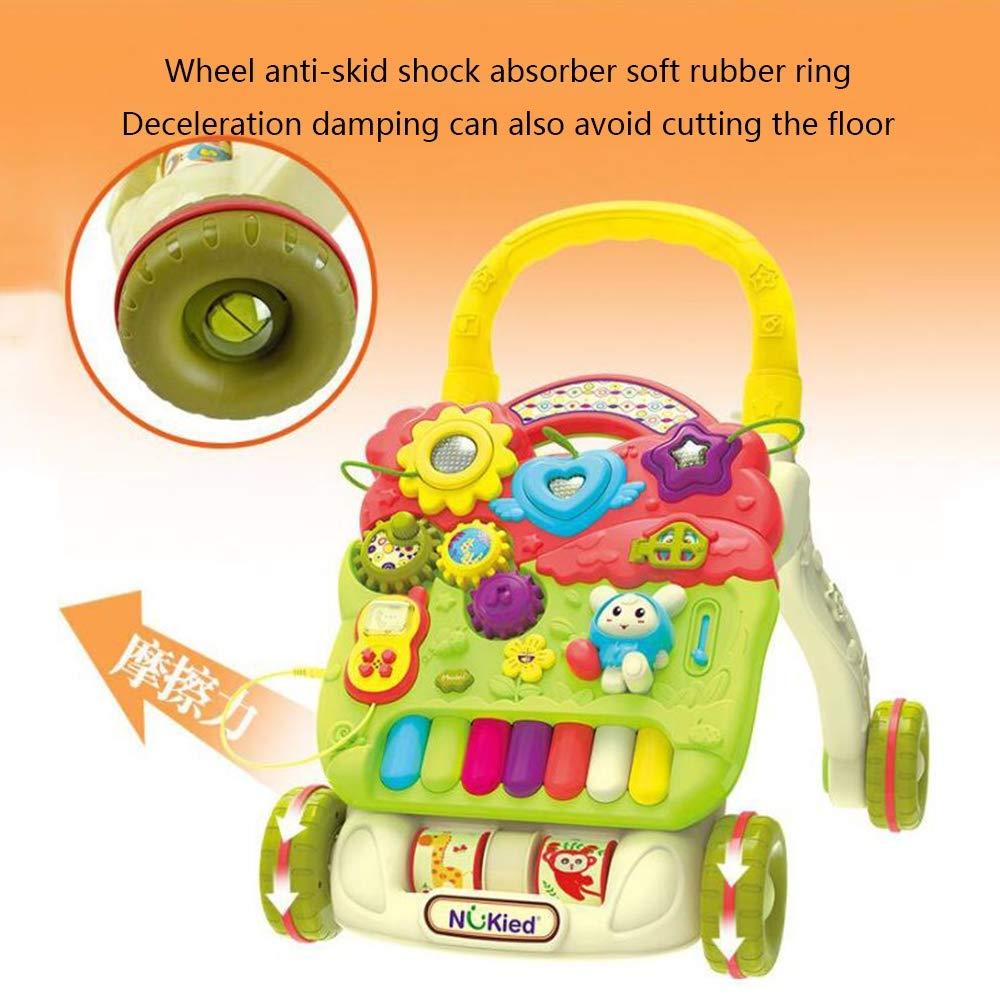 CHAOLIU Aprender Caminante, Primeros Pasos, Baby Walker de 6 ...
