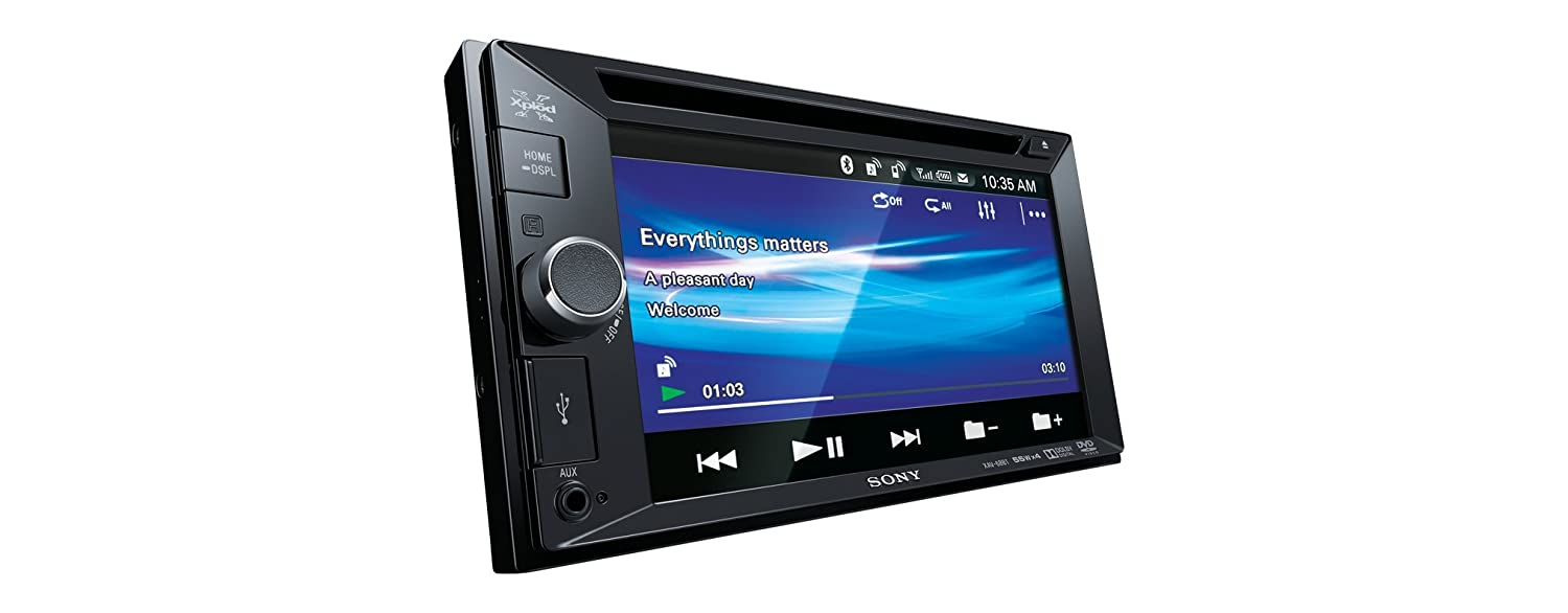 61ZOOrsS7SL._SL1500_ amazon com sony xav68bt wvga 6 2 inch touch screen bluetooth dvd sony xav 68bt wiring diagram at alyssarenee.co