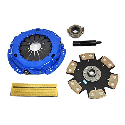 Amazon.com: EFT STAGE 4 MIBA CLUTCH KIT TOYOTA CAMRY 2.0L 3SFE CELICA MR2 SOLARA 2.2L 5SFE: Automotive