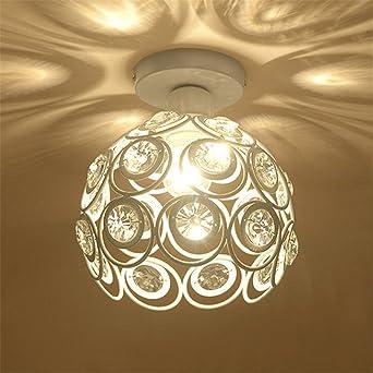 Kronleuchter 60W Luxus Kronleuchter Kristall Lampe Licht Deckenleuchte LED  Unterputz Wohnzimmer/Restaurant/Küche Moderne Leuchte ...