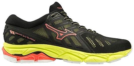 zapatillas mizuno mujer running negro mujer