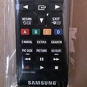 Samsung BN59-01198Q - Mando a Distancia de Repuesto para TV, Color ...