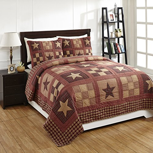 olivias heartland king quilts - 6