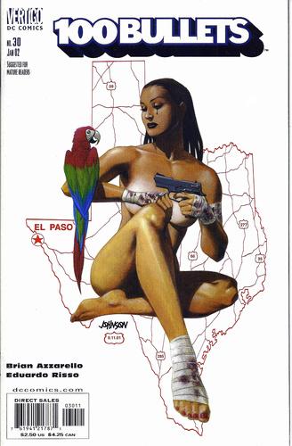 Download 100 Bullets No. 30 ('Contrabandolero' - conclusion) pdf