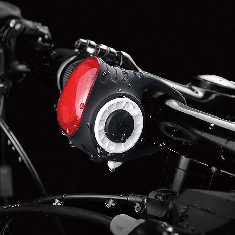 MeiLan S3 - Luz Trasera para Bicicleta (inalámbrica, Control ...