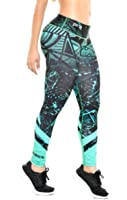 CrossFit Leggings Womens Colombian Yoga Pants Compression Tights (MANY STYLES!)