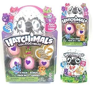 Amazon Com Hatchimals Colleggtibles Season 2 Set Find The
