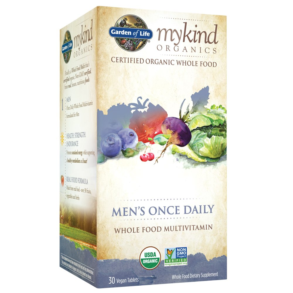 Garden Of Life Multivitamin For Women Mykind Organic Women 39 S Once Daily Whole Food