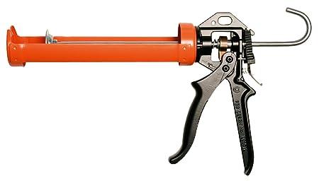 Den Braven mk5sk - Professional Silicone Gun, Red: Amazon co