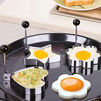 xue binghualoll Molde de panqueques, Cocina Creativa de ...
