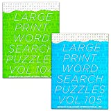 Title Large Print Word Search Books for Adults
