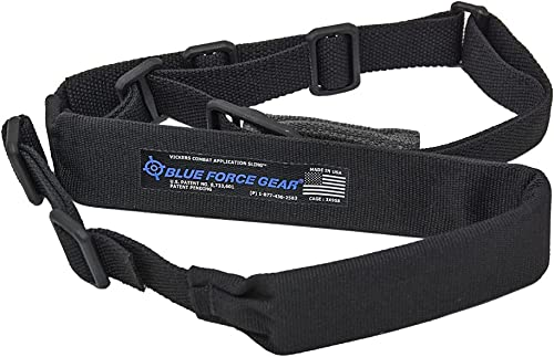 The Vickers Blue Force Gear Padded Combat Sling