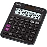 Casio MJ-120D Plus-BK Desktop Calculator (Black)
