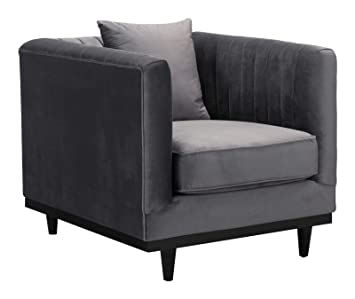 Amazon.com: America Luxury - Sillón moderno contemporáneo ...