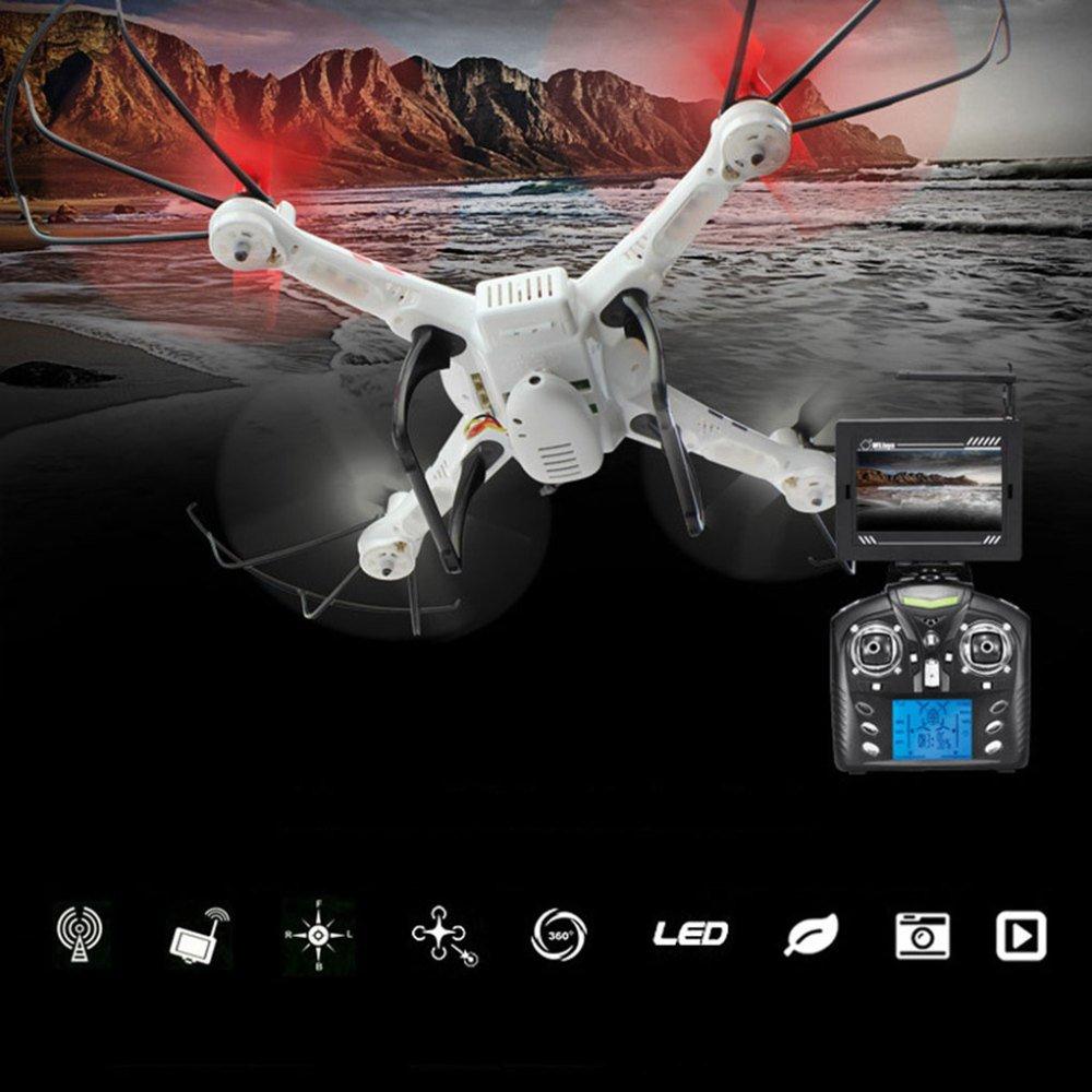 KYOKIM Fernsteuerungsdrohne FPV FPV FPV Synchrone Übertragungsluftphotographie 20  20  9cm Flugzeit  8 Minuten und Fernsteuerungsabstand  120 Meter 008727