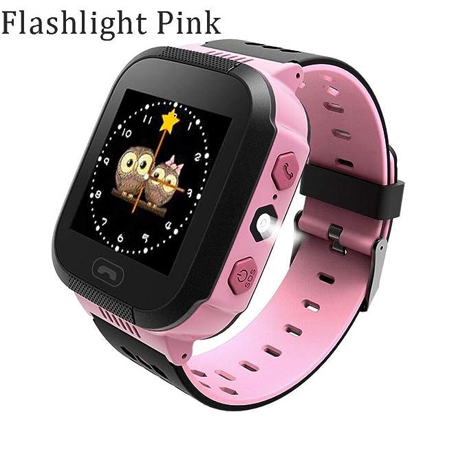 Amazon.com: Kids Smartwatch,Anti Lost Monitor,Smart Watch ...