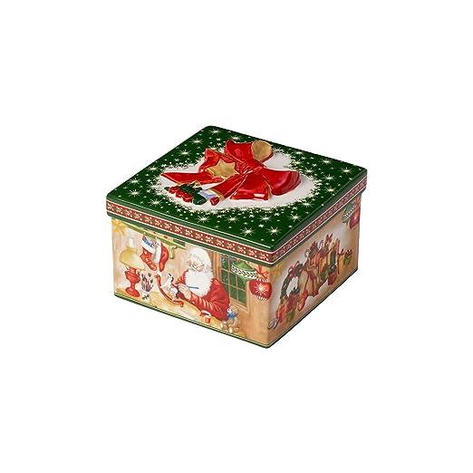 Villeroy & Boch Christmas Toys Caja de Regalo Cuadrada ...