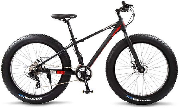 peipei Bicicletas Bicicleta de Montaña Grasa Bicicleta de ...