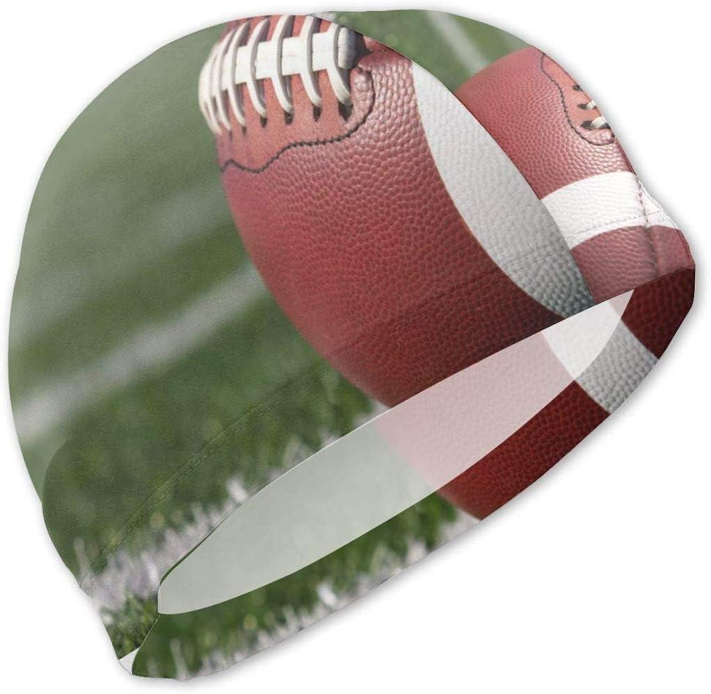 Gorras de natación de pelota de fútbol americano de rugby Gorra de ...