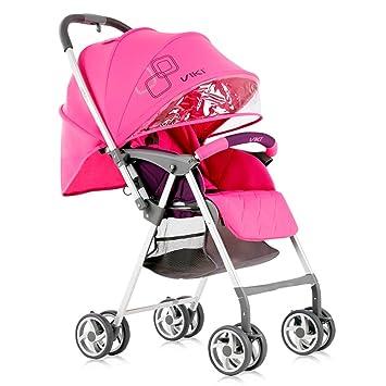 Jia He Cochecito de bebé Ligero Cochecito portátil Plegable / Silla de Paseo para niños /
