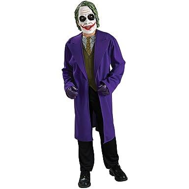 Batman The Dark Knight Joker Costume Boy - Child 8-10  sc 1 st  Amazon.com & Amazon.com: Batman The Dark Knight Joker Costume Boy - Child 8-10 ...