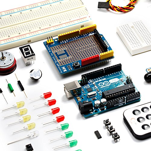 ALSRobot UNO R3 Project Complete Starter Kit with Tutorial for Arduino , Educational Robotics(More Than 17 How to Tutorials) by ALSRobot (Image #1)