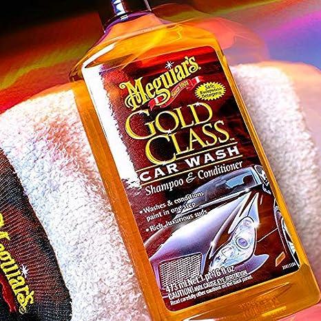 Meguiar S G7116f Gold Class Shampoo 500 Ml Auto