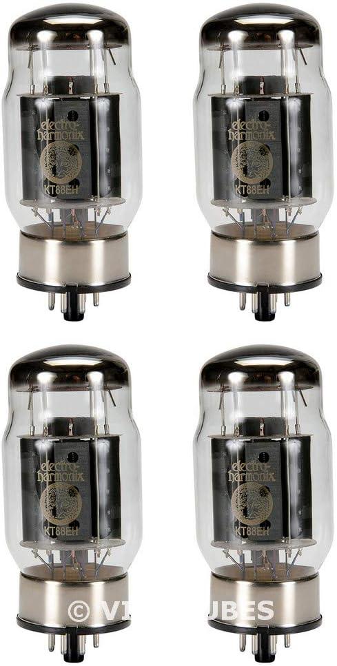 Electro-Harmonix KT88 Vacuum Tube, Matched Quad