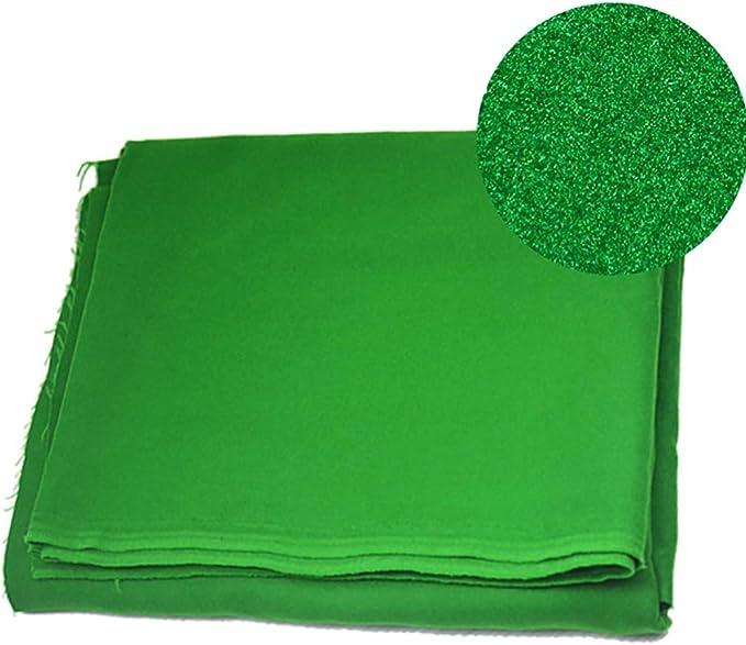 WXS Billar Paño De Billar Mantel Tela Reemplazo Invertida Smooth Lana De Barro Verde Accesorios Engrosamiento (Color : Classic 2.8M): Amazon.es: Deportes y aire libre