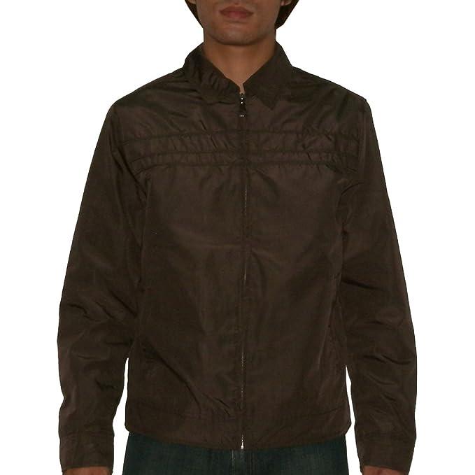 Pierre Cardin hombre zip-up Casual cortavientos/Jersey para hombre: Amazon.es: Ropa y accesorios