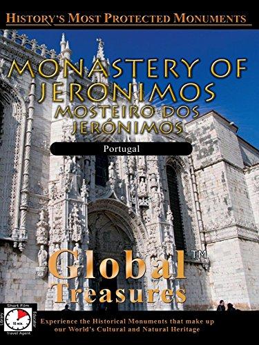 Jeronimos Monastery - Global Treasures - Monastery of Jeronimos - Lisbon, Portugal