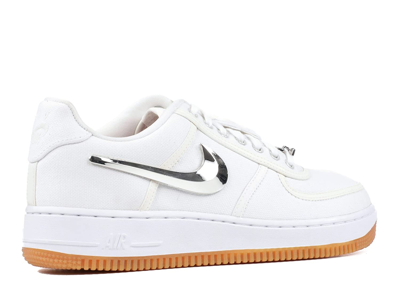 Nike AIR Force 1 Low 'Travis Scott' AQ4211 100: