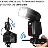 Pixel Wireless Flash Trigger Transceiver Super Fernbedienung 400M Opas x 2 Für Nikon