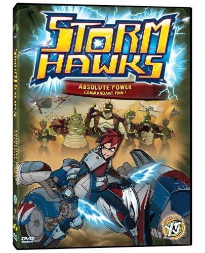 Storm Hawks: Absolute Power / Commandant Finn!