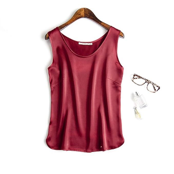 disabilità strutturali nuovi arrivi prezzo competitivo Meaningg Canotte Donna T-Shirt a Maniche Lunghe in Raso di ...
