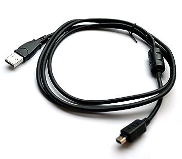 USB Kabel für Pentax Optio A20 DigitalkameraDatenkabelLänge 1,5m